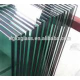export 6mm 8mm 10mm 12mm tempered glass cost per square foot made in china