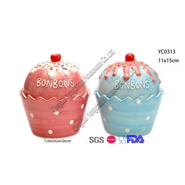 Easter Decorative Candy Jar Set for Wholesale
