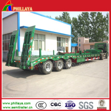 3 Axle 50 Tons Low Bed Trailer