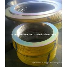 Спиральные кольца прокладок, кольца Ss304 ASME B16.20 (SUNWELL)