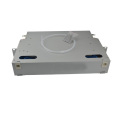 Filtre à glissière gris type 24 port fiber patch panel