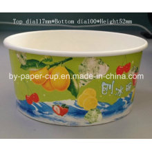 E-Co Friendly of Customized Salad Paper Bowl