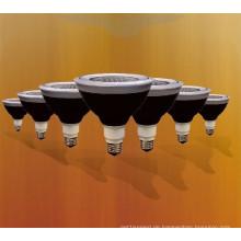 25W Farbe, die wasserdichtes PAR38 des LED-Scheinwerfers mit ETL / cETL ändert