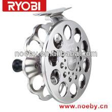 RYOBI 2BB pequenos troles de pesca com trolls de metal