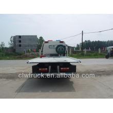 2013 ventas calientes Dongfeng DLK 4 toneladas wrecker, camión del wrecker 4x2