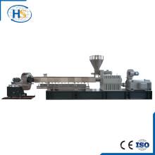 China PE / PA / PC / ABS / extrusor de tornillo gemelo de la capacidad grande del animal doméstico en máquina plástica