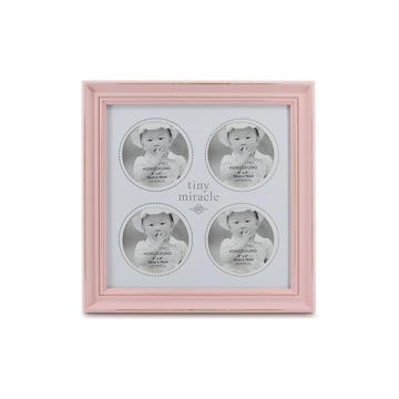 Muti-apertura del marco de madera de madera del bebé para la decoración del hogar