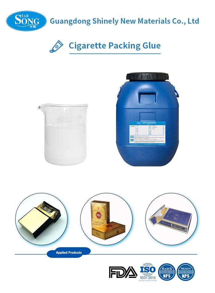 Cigarette Packing Glue