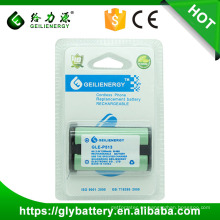 P-513 NI-MH AA 2.4V 1200mah Paquete de batería para teléfono inalámbrico
