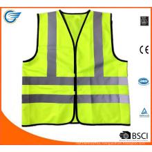 En20471 Workwear Warning Clothing for Fluorescent Emergency Clothing