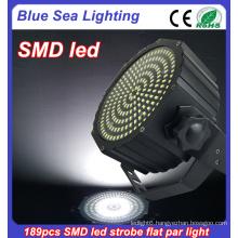 189pcs SMD disco bar dj wireless remote control led strobe light