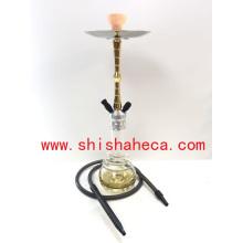 2016 New Style Atacado Alumínio Nargile Cachimbo Shisha Hookah