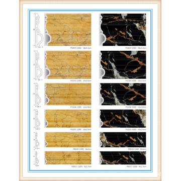 ps moulding/pvc moulding/door frame moulding design