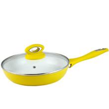 Revestimiento antiadherente para utensilios de cocina de aluminio