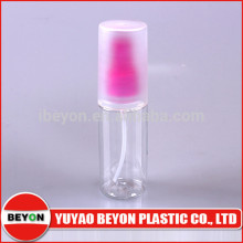 Empty 50ml double wall plastic cosmetic bottle with big cover for personal care packaging