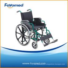 2015 Tipo de acero de la silla de ruedas de la Venta-superior (FYR1103)