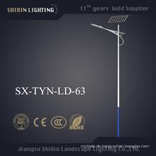 40W 50W 60W 80W im Freien Solar-LED-Straßenlaterne