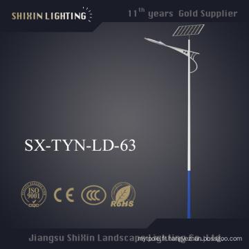 Réverbère solaire extérieur de 40W 50W 60W 80W LED