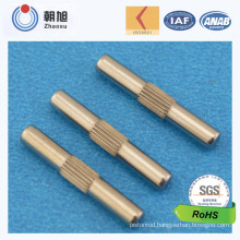 ISO Factory Height Adjustment Knurled Pin with Ppap Level 3 Quality Approval