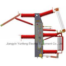 Fzrn35 - 40,5 D dos à dos (passage du pont intégré) - unité de combinaison de fusibles