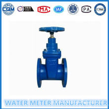 Gate Valve in Iron Material