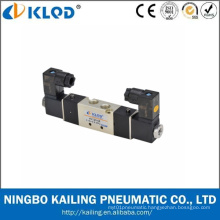 5 Way 2 Position Pneumatic Control Air Solenoid Valve