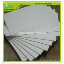 PVC-Blech- und Schildbrett für Werbung