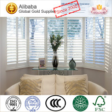 89 or 63mm louver window plantation shutter with L frame
