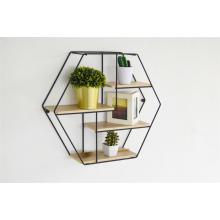 wall mounted wire shelf multifunction