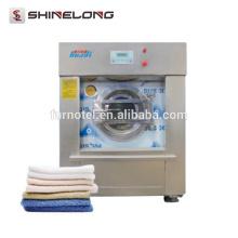 Preços industriais automáticos completos de lavagem e secagem industriais