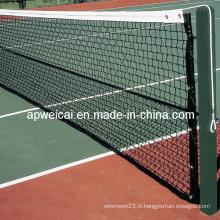 Filets de tennis standard internationaux
