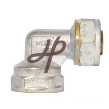 compression fitting for pex-al-pex