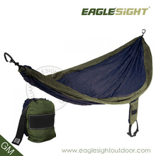 Branded Nylon Hammock (with Straps on Pouch)