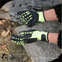 Перчатки SRSAFETY с защитными перчатками для защиты от ударов в Китае