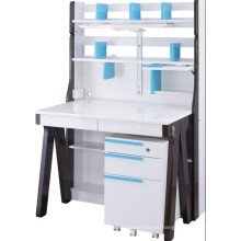 Oficinas escritorio /Computer estudio/escritorio / mesa de madera