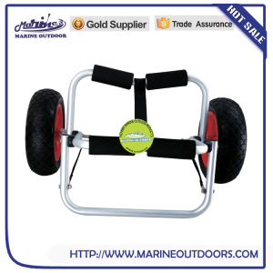 Chinese Professional for Kayak Dolly Folding beach cart, Surfboard beach cart, Aluminum beach trolley for kayak supply to Kazakhstan Suppliers