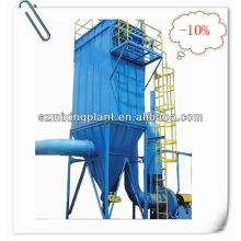 DMC pulse bag dust collector