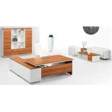 Mobiliario moderno de oficina MFC escritorio ejecutivo para la venta (FOH-BJ20-H)