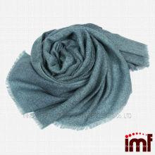 Heather Melange Farbe 100% Wolle Shawl Schal Damen