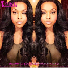 Wholesale cheap human hair full lace wig 100% virgin brazilian full lace wig with baby hair
