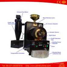 Vendas quentes 600g por torrador de café pequeno do calor da eletricidade do grupo