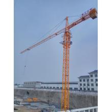 6t TC bien conocido grúa de la torre de la maquinaria de construcción de Dubai