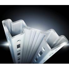 Drüsenplatten Seitenverkleidungen Rückwand und Dachsystem Rollenformung Lieferant Dubai