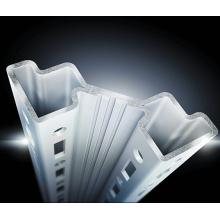 Plaques à gland Panneaux latéraux Panneau arrière et système de toit Roll Forming Supplier Dubai