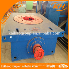 Perceuse de qualité supérieure Rotary Table Used Oilfield Drilling Rig