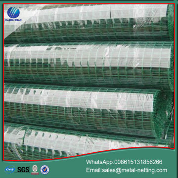 Euro wire fence welded fence roll