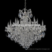 Vintage Hochzeit Dekoration Kristallglas Arm Kronleuchter Beleuchtung