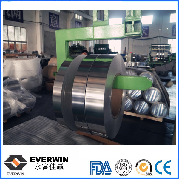 8011 O Aluminium Composite Pipe Strip
