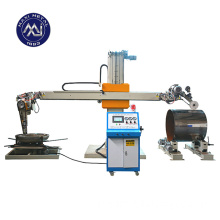Stainless steel tank polishing grinding machine
