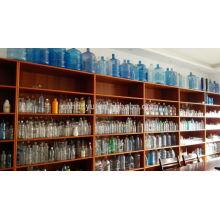 Botellas plásticas de moldeo por soplado